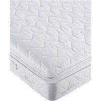 Product photograph showing Airsprung Victoria Pillow Top Mattress - Medium Firm