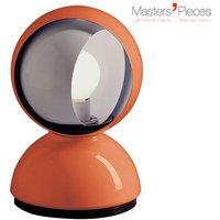 Lampada da tavolo Masters' Pieces - Eclisse di Artemide - Arancione - Metallo