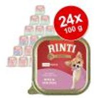 RINTI Gold Mini 24 x 100 g - Pollo & Oca