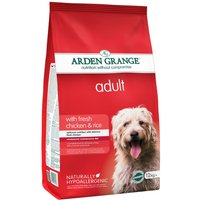 Arden Grange Dog Food Economy Packs 2 x 12kg - Adult Light Chicken & Rice