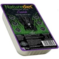 Naturediet Adult - Lamb with Veg & Rice - 18 x 390g