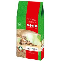Cats Best ko Plus Cat Litter - Saver Pack: 40l + 20l