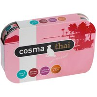 Cosma Thai in Jelly Mixed Trial Packs - 6 x 85g