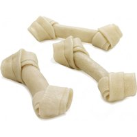 Barkoo Knotted Bone - Pork - 6 Chews (approx. 13cm each)