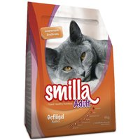 Smilla Dry Cat Food Economy Packs 2 x 4kg - Adult Fish