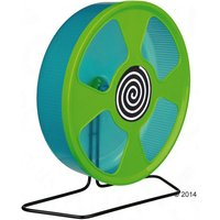 Trixie Small Pet Exercise Wheel - Diameter 20 cm x 6 cm