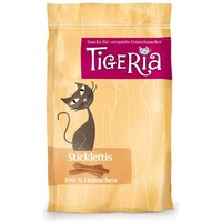 Tigeria Sticklettis Cat Sticks 50g - Saver Pack: 3 x Tuna