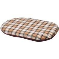 Aumller Lindo Dog Cushion Tartan - 102 x 68 x 8 cm (L x W x H)