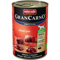 Animonda GranCarno Original Adult 6 x 400g - Pure Beef