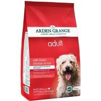 Arden Grange Adult - Chicken & Rice - 12kg