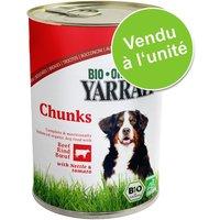 1x405g poulet, bœuf, orties, tomates Yarrah - Nourriture pour chien
