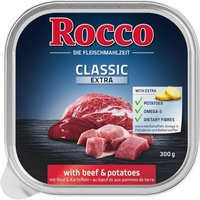 Rocco Classic Trays Saver Pack 27 x 300g - Beef & Potato