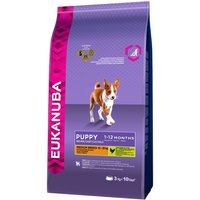 Eukanuba Medium Breed Puppy Food - 15kg