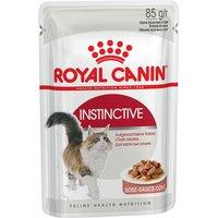 24x85g Instinctive Royal Canin Bouchées en sauce pour chat