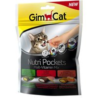 GimCat Nutri Pockets - 150g Malt Vitamin Mix