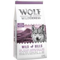 Wolf of Wilderness Adult Wild Hills - Duck - 4kg