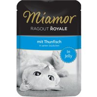 Miamor Ragout Royale in Jelly 22 x 100g - Salmon