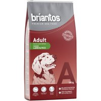 Briantos Dry Dog Food Economy Packs - Adult Lamb & Rice (2 x 14kg)