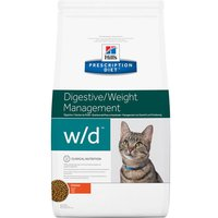Hills Prescription Diet Feline w/d - Digestive/Weight Management - Economy Pack: 2 x 5kg