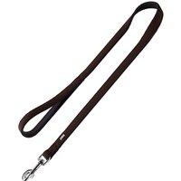 Hunter Softie Dog Lead - Brown - 100cm