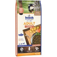 Bosch Adult Salmon & Potato Dry Dog Food - 15kg