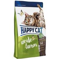 Happy Cat Adult, agneau des pâturages pour chat - 2 x 10 kg