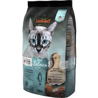 Leonardo Adult Grain-Free Salmon Dry Cat Food - Economy Pack: 2 x 7.5kg