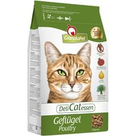 GranataPet DeliCatessen Adult Poultry Dry Cat Food - Economy Pack: 2 x 10kg