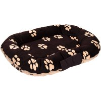 Strong&Soft Paw Snuggle Bed - 80 x 60 x 14 cm (L x W x H)
