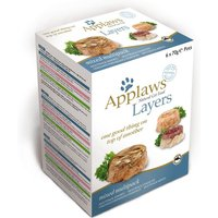 Applaws Cat Layers Mixed Multipack 70g - Mixed Pack 24 x 70g