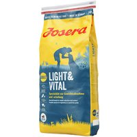 Josera Light & Vital - Economy Pack: 2 x 15kg