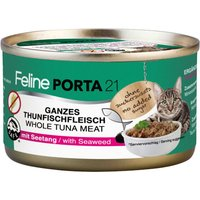 Feline Porta 21 Saver Pack 24 x 90g - Pure Chicken Meat