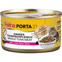 Feline Porta 21 - 6 x 90g - Tuna with Seaweed