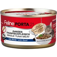 Feline Porta 21 Saver Pack 24 x 90g - Pure Chicken Meat
