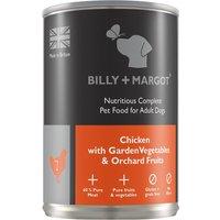 Billy + Margot Adult - Chicken - 12 x 395g