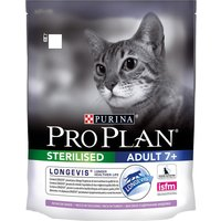 Purina Pro Plan Sterilised 7+ Cat Longevis Turkey - 400g