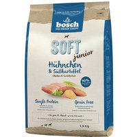 Bosch Soft Junior Chicken & Sweet Potato HPC Dog Food - Economy Pack: 3 x 2.5kg