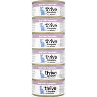 thrive Complete Adult - Beef with Vegetables - Saver Pack: 24 x 75g