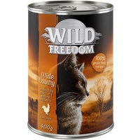 Wild Freedom Adult Mixed Trial Pack - 6 x 400g