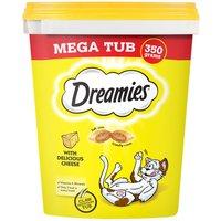 Dreamies Mega Tub - Cheese (350g)