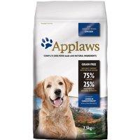 Applaws Lite Adult - Chicken - Economy Pack: 2 x 7.5kg