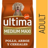 Ultima Medium-Maxi Adult - 12 kg