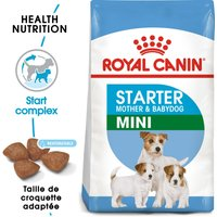 2x8,5kg Mini Starter Mother & Babydog Royal Canin pour chien