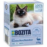 Bozita Häppchen in Soße 6 x 370 g - Hühnchen für Kitten