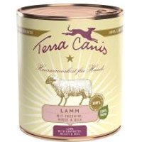 Sparpaket Terra Canis 12 x 800 g - Huhn mit Amaranth, Tomaten & Basilikum