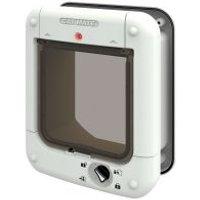 Gatera Cat Mate 360W con microchip - Colgantes RFID Sureflap (2 unidades)