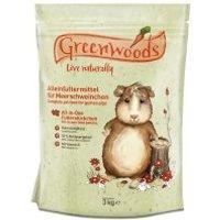 Comida para cobayas Greenwoods - 3 kg