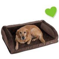 zoolove sofá Wellness para perros - 100 x 65 x 30 cm (L x An x Al)