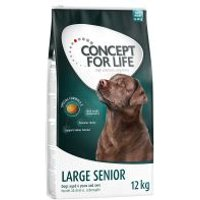 Concept for Life Large Senior - 2 x 12 kg - Pack Ahorro