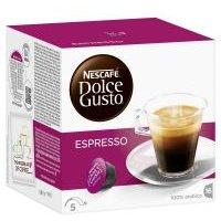 1 Packung à 16 Kapseln Nescafé Dolce Gusto Espresso Kapseln